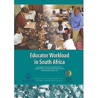 Pedagog arbetsbelastning i Sydafrika