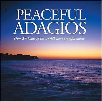 Importer des Adagios pacifiques [CD] USA pacifiques Adagios-