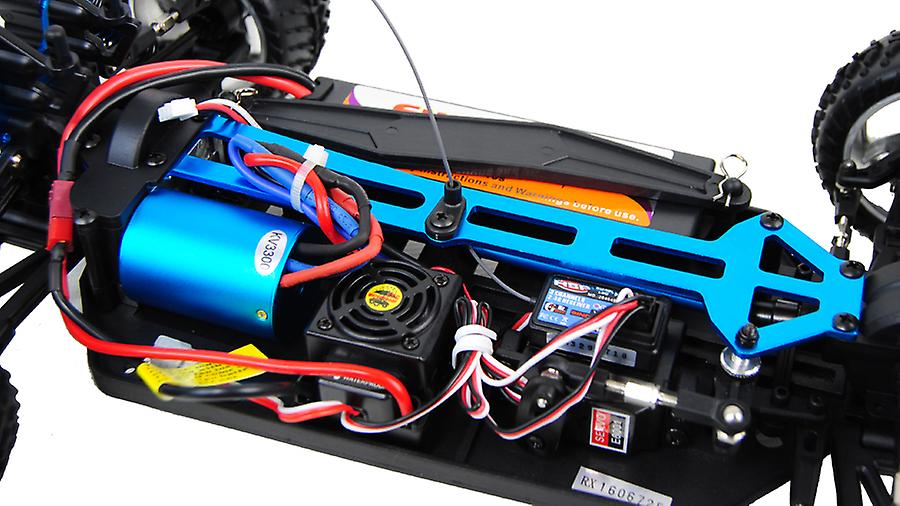 HSP XSTR Electric Radio Controlled Buggy 2.4Ghz - Pro Brushless Ver.