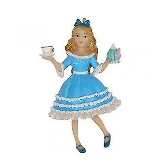 Alice from Alice In Wonderland Christmas Tree Decoration