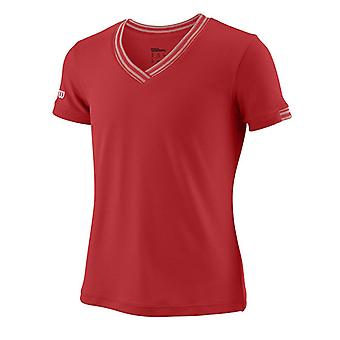 Wilson G-team V-neck girls WRA770102