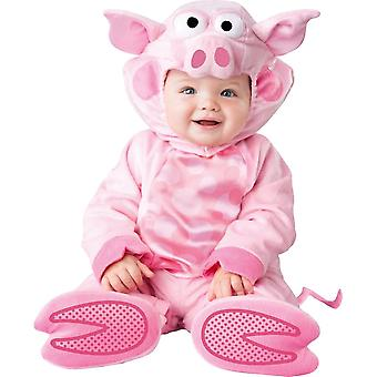 Costume enfant Piggy chérie