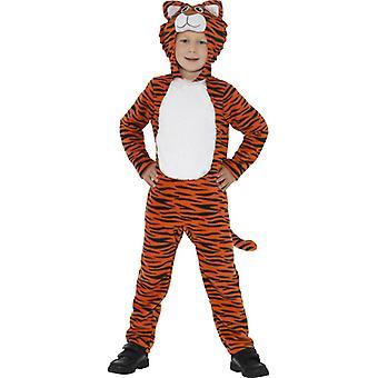 Traje del tigre