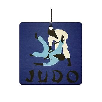Judo auto luchtverfrisser