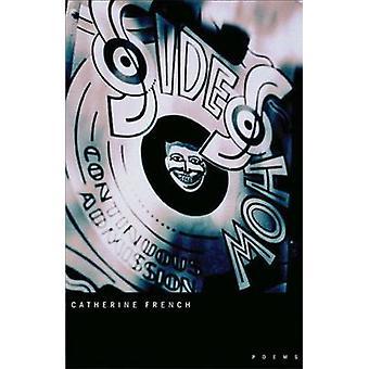 Side show-gedichten van Catherine French-9780874175127 boek