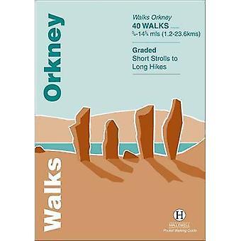 Walks Orkney by Felicity Martin - 9781872405407 Book