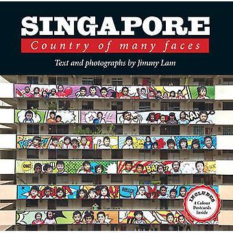 Singapore-land van vele gezichten-9789814771047 boek