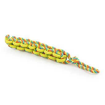 Ancol Combos Ball Rope & Gummy Twists Log Dog Toy
