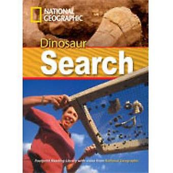 Dinosaur Search by Rob Waring - National Geographic - 9781424021475 B