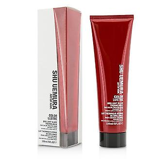 Shu Uemura Color Lustre Brilliant Glaze Thermo-milk (for Color-treated Hair) - 150ml/5oz