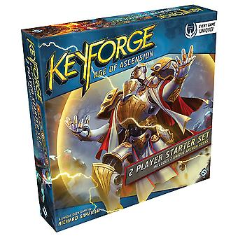 FFG-KeyForge: Age of Ascension 2 Player Starter Set card Game