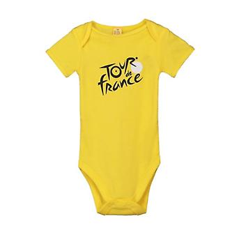 Tour de France baby Leader Body | Geel | 2019