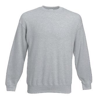 Fruit Of Loom Mens Classic 80/20 Set-In Sweatshirt