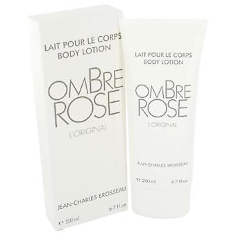 Ombre rose body lotion by brosseau 403037 200 ml
