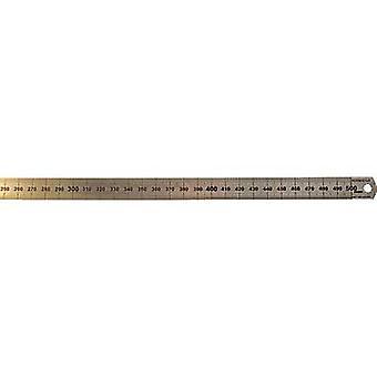 Rumold Ruler 323705 Silver 50 cm