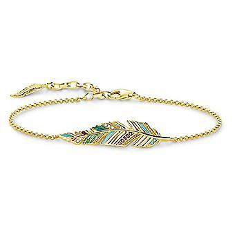 Thomas Sabo Silver Women's Bracelet 925 A1749-471-7-L19v