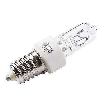 BRESSER JDD-1 Lampada alogena E14/75W