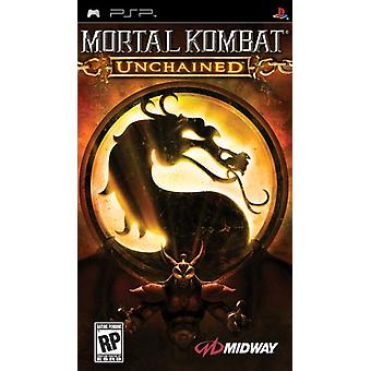 Mortal Kombat Unchained (PSP) - New