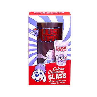 Slush Puppie Colour Changing Drinking Glass