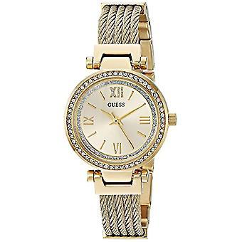 GUESS Woman Ref Clock. U1009L2