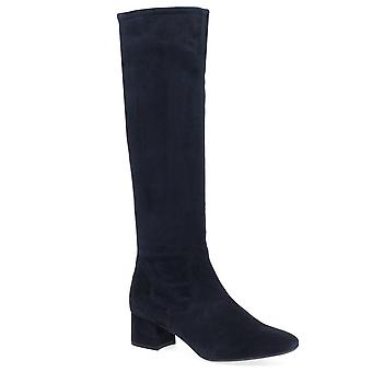 Peter Kaiser Tomke Womens Suede Knee High Boots