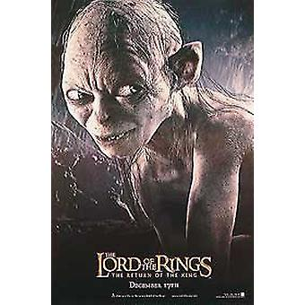 The Lord Of The Rings: The Return Of The King (Double Sided Advance) Original Cinema Poster