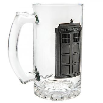 Lääkäri, joka Stein Glass Tankard
