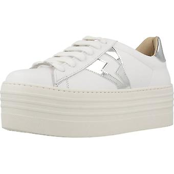 Yellow Sport / Thunder Air Color Blanpla Sneakers