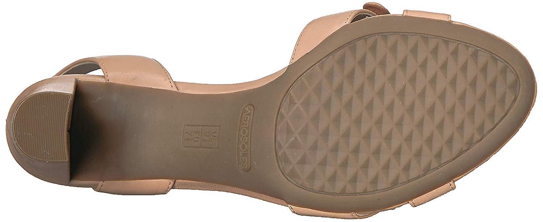 Aerosoles Women's Hit The Road Heeled Sandal