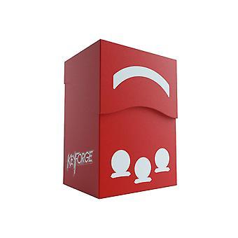 Keyforge Gemini Deck Box - Red
