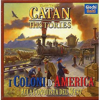 Catan historier Settlers of America