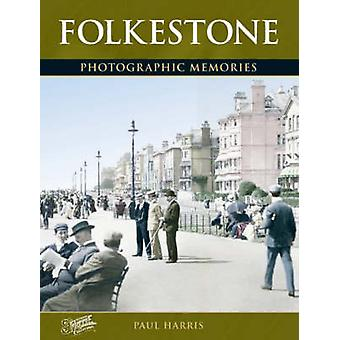 Folkestone by Paul Harris - The Francis Frith Collection - 9781859371