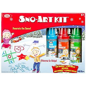 Ideal Sno Toys Sno-Art Kit
