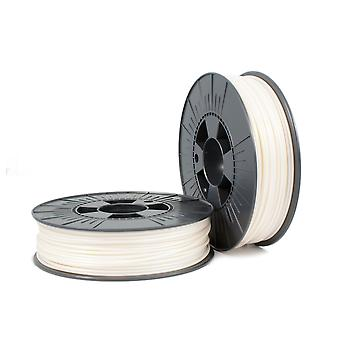 PLA 2,85mm perle blanche cale calao RAL 9001 0,75kg - 3D Filament Supplies