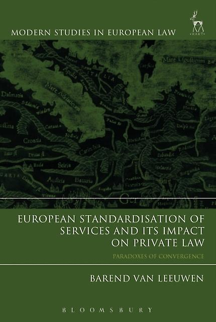 European Standardisation of Services and its Impact on Priva by Barend Van Leeuwen