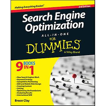 Search Engine Optimization AllinOne For Dummies by Bruce Clay