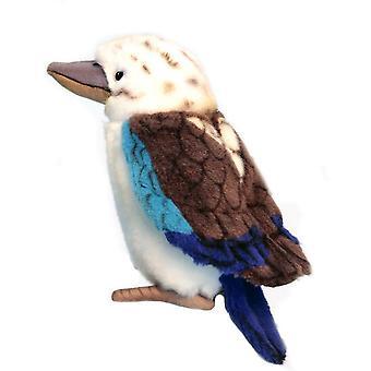 Hansa Blue Winged Kookaburra (17cm H)