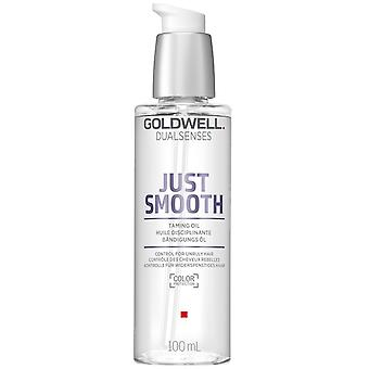 Goldwell dualsenses just Smooth Taming olie 100ml