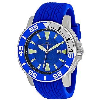 Oceanaut Men's Blaue Zifferblatt Uhr - OC2918