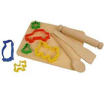 Bigjigs Dřevěné hračky Pečivo Set