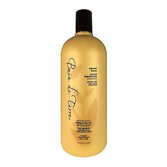 Bain de terre cor de flor de maracujá preservando shampoo 33.8 oz