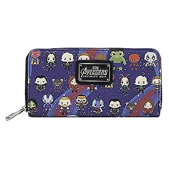 Guardians Of The Galaxy Wallet Marvel Guardians Chibi neues offizielles Marvel