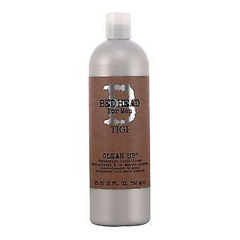 Acondicionador Nutritivo Cabezal de Cama Para Hombres Tigi Clean Up (750 ml)