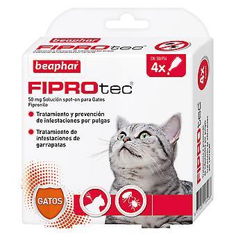 Beaphar Pipetas Fiprotec para Gatos