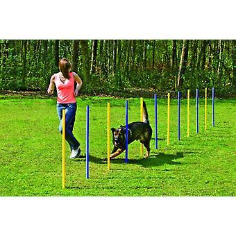 Karlie Flamingo Agility Slalom (hunde, legetøj & Sport, Agility)