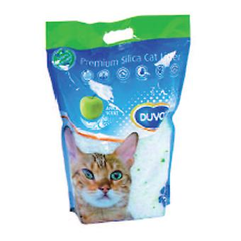 Duvo+ Silica Sand Cat For Apple 5L (Cats , Grooming & Wellbeing , Cat Litter)