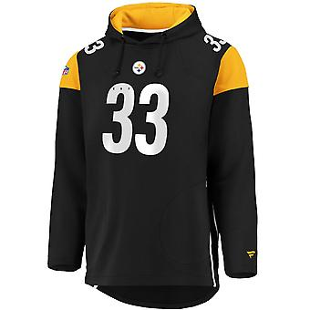 Iconic Franchise Long Hoodie - NFL Pittsburgh Steelers