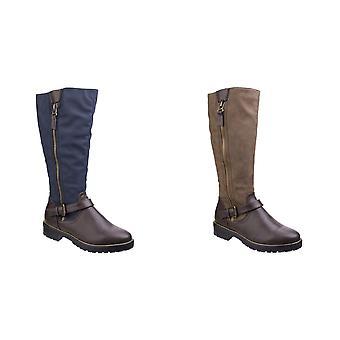 Divaz mujeres señora Manson botas altas