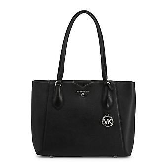 Michael Kors Original Women Spring/Summer Shopping Bag - Black Color 39323