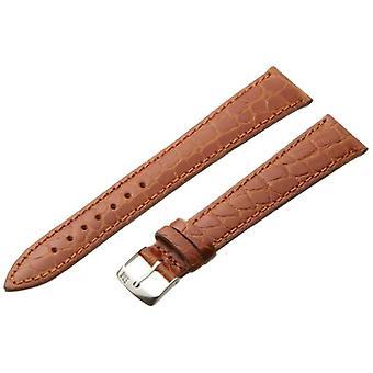 Morellato lederen armband 16 mm bruin LIVERPOOL man A01K0751376037CR20